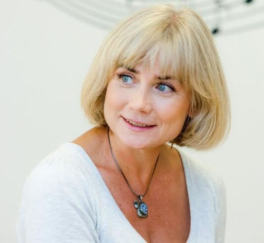 Aktorė Ilona Balsytė. 2010 08 24