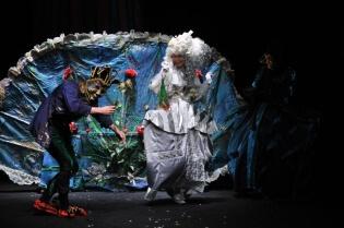 mRaganiukės teatras. Princesė ir Nykštukas. O. Vaildas